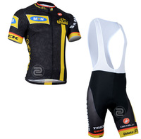 NEW! 2014 MTN Team Cycling clothing /Cycling wear/ Cycling jersey short sleeve (Bib) Shorts Suite-MTN-1A Free Shipping