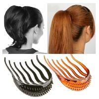 Horseshoers bulkness comb insert comb bianzi pad elevator hair tool hair maker