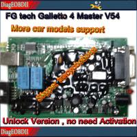 2014 New arrival   Auto ECU programmer FGTech Galletto 4 Master BDM-TriCore-OBD FG V54 FGTech BDM-TriCore-OBD BDM function