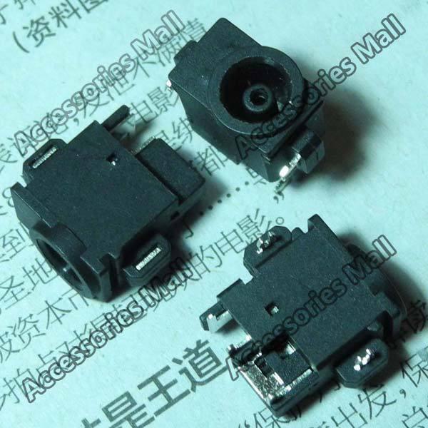 100x DC Power Jack Connector for SAMSUNG Q1 Q30 Q35 Q40 Q310 Q70 Q1U - PJ128 Q68 Q45 Q1V Laptop AC DC Power Jack(China (Mainland))