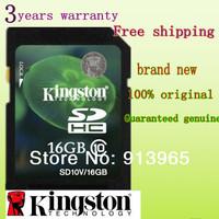 New 100% Original Kingston SD Card 8GB 16GB 32GB  64GB TransFLash Class 10 Guaranteed genuine+free shipping