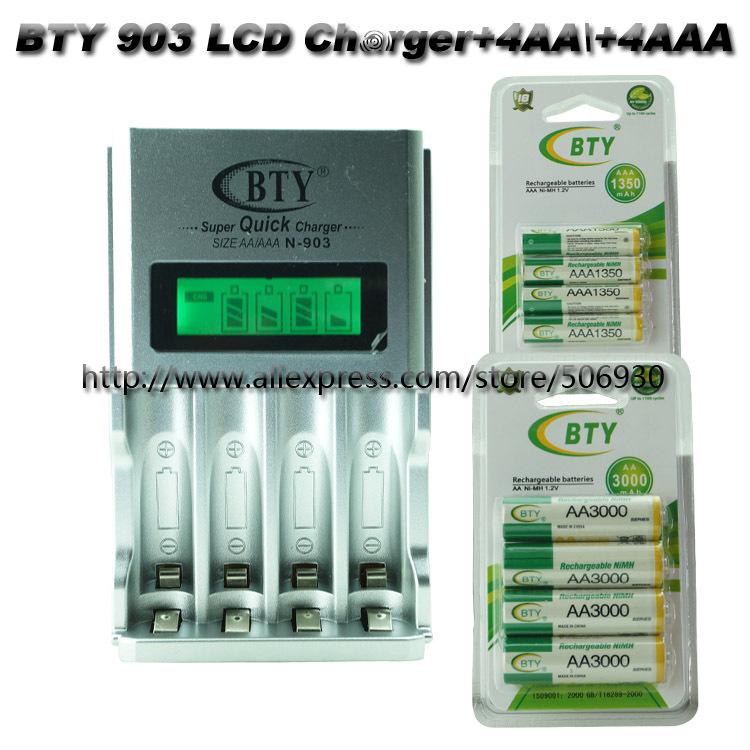 Аккумулятор BTY LCD 4