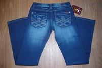 Autumn Spring 2014 New Style Zipper Fly Denim Slim Skinny Womens Jeans Pencil Pants True Blue Free Shipping women's seven jean