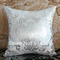 European luxury fashion classic hot silver deer plush pillow sofa cushion Free shipping