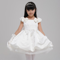 High Quality Luxury Communion Flower Girl Dresses Ball Gown For Weddings&Party Children's Fantasy Kids Prom  Pageant YSX 0004