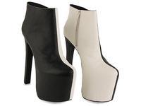 new arrive  2014  fashion high heels 10cm Waterproof   women shoes Noble wedding Copy sheepskin shoes  High quality size35-42