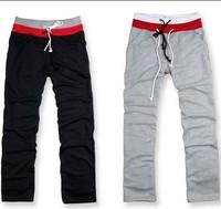WHOLESALE MENS CLASSIC STRAIGHT FLEECE SWEATPANTS LONG PANTS CASUAL PANTS