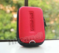 Red DC Bag Digital Camera Case Pouch chain for nikon COOLPIX P7700 P330 AW110s L820 S9500 L610 S9050 L27 S31 S4200 S5200 L28 S01