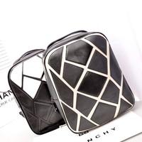 2014 gossip women's handbag preppy style backpack casual handbag cross-body multifunctional backpack bag