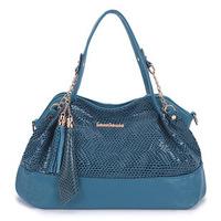 Designer brand handbag Serpentine pattern shoulder bag Fashion women's bags High quality handbags for women Bolsas Bolso Handtas