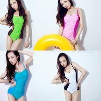 2014 New Arrival Hot Sexy Women Swimwear Beachwear Cheap One Piece Swimsuits Beach Dress Fashion sexy swim suits bathing suits