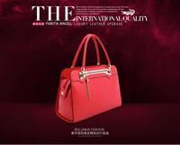 2014 spring new handbag crocodile pattern versatile star evening bag tassel hand / shoulder bag Messenger
