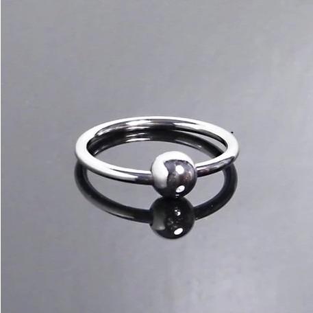 29mm Ring inside Diameter Stretching Scrotum Steel Dick Ring Penis ...