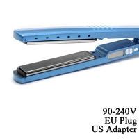 Wholesale hair straightener professional PRO Nano Titanium Straightening Iron 1/4 Inch Electric Flat Hair Straightener Iron