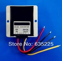 12v to 24v dc converter 12A 288W