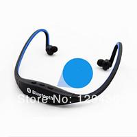 Brand Sports Wireless Bluetooth Stereo Headphone fone de ouvido Earbud Headset Earphone w/ Mic for Phones