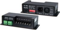LT-840-700 4CH led constant current DMX-PWM Decoder;DC12V-DC48V input;700mA CC*4CH output