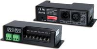 LT-840-350 4CH led constant current DMX-PWM Decoder;DC12V-DC48V input;350mA CC*4CH output