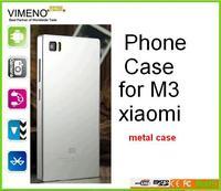 FREE SHIPPING HOT Saling XIAOMI M3 Phone proteck case metal material top saling wholesale