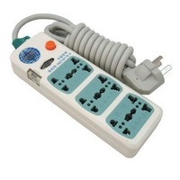 Long pass ct-288 power socket strip wiring board 6 2.4m belt