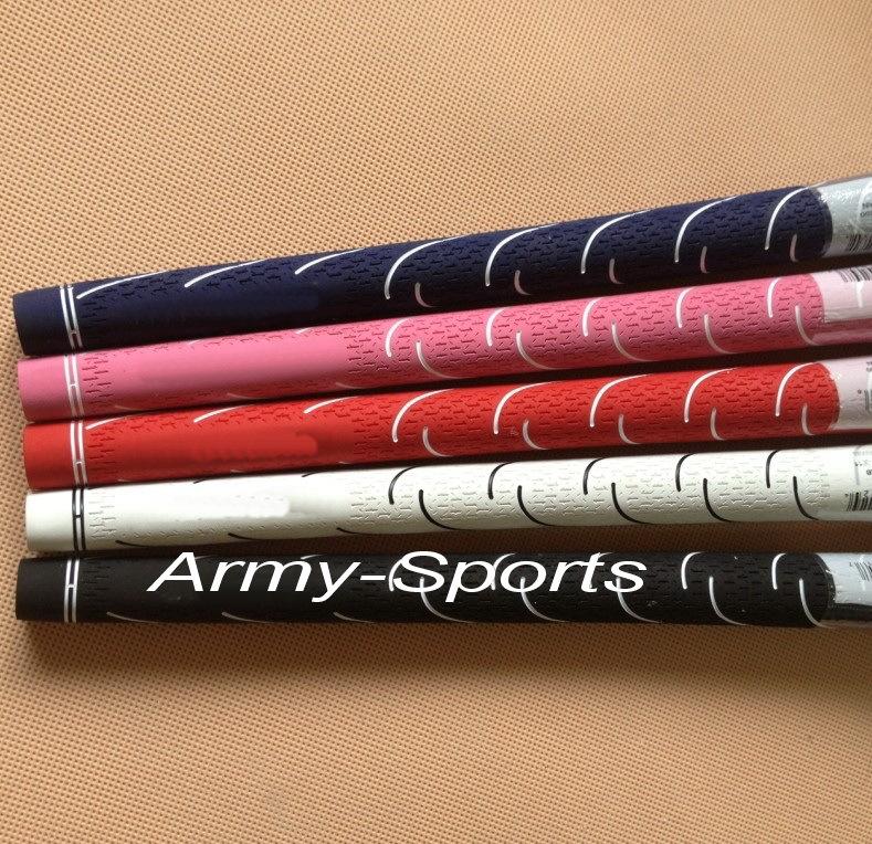 New golf grips high quality VDR grips 50/lot DHL ship sports equipment golf clubs grips(China (Mainland))