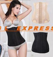 UnderBust Tummy Trimmer Waist Cincher Body Shaper Girdle Slimming Belt Underwear