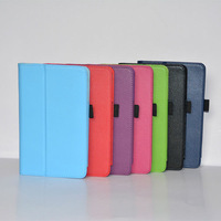 smart pu Leather protective cover folio stand Magnetic case For Asus M80TA Free Shipping