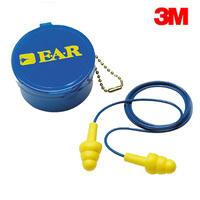 340 - 4002 3m heatshrinked anti-noise earplugs sleeping quieten earplugs professional