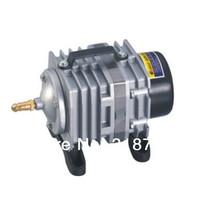 Resun High Quality18W 38L/min Aquarium  Fish Tank Pond Electromagnetic Air Compressor Pump New