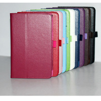 New Stand protective Leather Slim Case Cover For ASUS FonePad ME372 free shipping