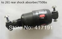 wholesale KS261 mountain bike/folding bike shock absorber,750lbs spring shock absorber/rear suspension for MTB/foldable bicycle