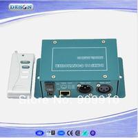 DMX512(1990) protocol DMX Master controller series , 12V RF remote dmx led controller