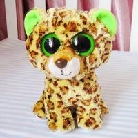 Ty big eyes flower plush doll toy child gift car accessories