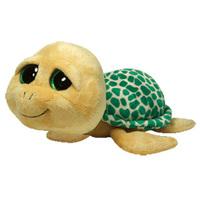 Ty big eyes sea turtle tortoise plush toy doll new year gift