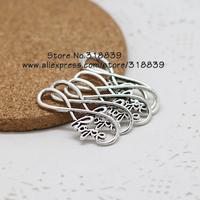 Wholesale 40pcs/lot 13*39mm Antique Silver Metal Alloy Infinite Symbol Hope Jewelry Connectors for Bracelets 7140