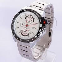 Fashion Watches men Quartz Watches military watches Auto Date Dress wristwatch man full steel watch,2014CURREN 6522 Luxury brand