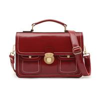 FREE SHIPPING 2014 New Women Vintage Bag Leather Handbags&Shoulder bags & Messenger Bag