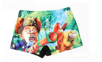 5 to 12 years old children's inner swimming trunks