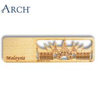 Malaysia ARCH Decorative bookmark Minangkabau House 10pcs/bag
