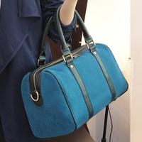 Women's 2014 spring new female bag bag tide bucket bag handbag leather shoulder handbags matte