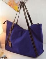 The latest 2014 spring new Korean high-end European and American fur turned oversized bag shoulder bag handbags handbag