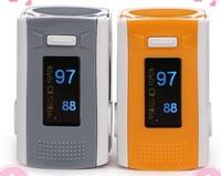 Free shipping Finger Pulse oximeter ,OLED screen ,SPO2  oximeter,oximeter with beep alarm