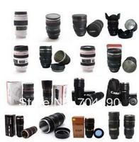 New fashion SLR Camera Lens Cup Creative SLR lens mug Crafts Gifts Free shipping