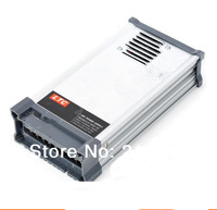 FREE SHIPPING  LTC LC-12-400W 12V 33AEnergy Efficient Rain-proof Switching LED Power Supply- Silver