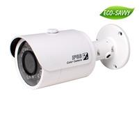 Free shipping 300 Mp CMOS Full HD Network camera Small IR-Bullet Camera HFW4300S  Support POE cctv cam AGC AGC BLC H.264 MJPEG
