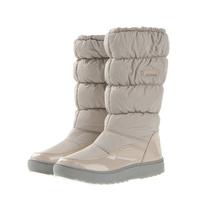 New arrival baijia slip-resistant waterproof snow boots flat brief berber fleece snow boots