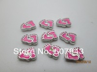 Floating Charms for Living Locket BABY FEET