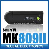MK809II TV BOX android 4.1 8GB Bluetooth MK809 II dual core 1.6GHZ DDR3 1GB freeshipping