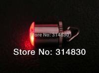 10pcs Electronic Fishing Deep Sea Under Water Metal Flashing Lights Red Flashing Red Light