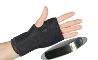 Breathable Carpal Tunnel Splint Wrist  Brace Arthritis  for carpal tunnel  arthritis or sport sprain NHS use -  left /right
